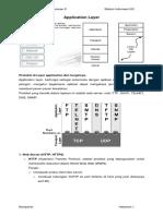 8 Application Layer