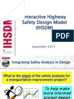 IHSDM 2015 Overview