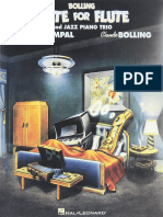 Claude Bolling - Suite for Flute & Jazz Piano Trio - 1989.pdf