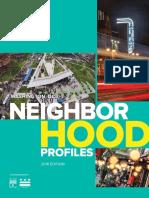 Neighborhood Profiles