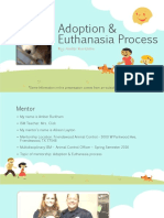 adoption   euthanasia process - midterm presentation