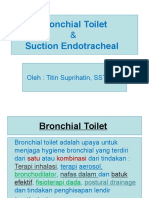BRONCHIAL TOILET & SUCTIONING.ppt
