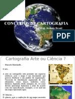 Conceitos de Cartografia