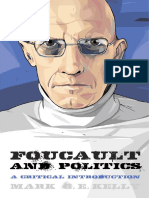 (Thinking Politics) Mark G. E. Kelly-Foucault and Politics_ a Critical Introduction-Edinburgh (2014)
