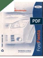 Manual Ford Fiesta 2009