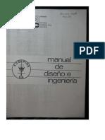 ArquiLibros - Manual de Diseño e Ingenieria de Piscinas - Edospina