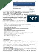humanidades digitales CFP
