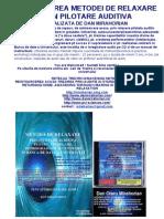 Prezentarea Metodei de Relaxare Pilotata