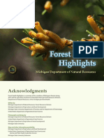 2015 Forest Health Highlights MDNR