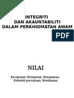 1. Integriti