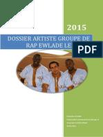 Dossier Artiste Ewlade Leblade Maj 26 02 14