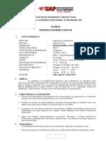 Silabo de Instalaciones Electricas Por Competencias - 2016 - 1b 1