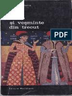 Mode Si Vesminte Din Trecut -Volumul-1