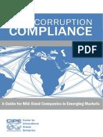 CIPE Anti-Corruption Compliance Guidebook