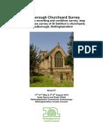 Woodborough Churchyard Survey