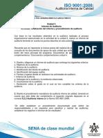 Actividad de Aprendizaje Unidad 4 - Realizacion Del Informe y Procedimiento de Auditoria.