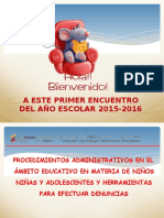 Taller Procedimientos Administrativos Fajardo 2016