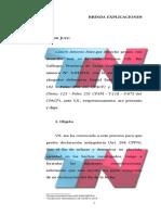 Texto completo que Lázaro Báez presentó ante el Juez Casanello