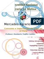 Mercadeo Agrario Interno