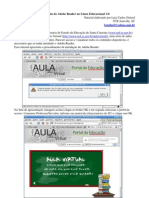 Adobe Reader Linux Educacional 3 0