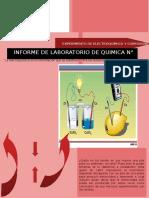 Informe de Lab. Química 4