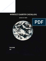 Whole Earth Catalog (1968)