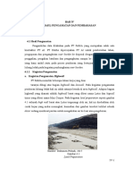 Bab IV Hasil Pengamatan & Pembahasan - Revisi Sidang