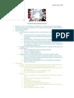 diability fact sheet