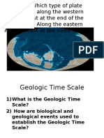 geologic time scale2016