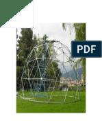 Como Hacer Un Domo Geodesico, Tipos De Domos, Domo Construccion, Como Fabricar Un Domo Geodesico.pdf