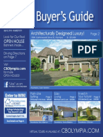 Coldwell Banker Olympia Real Estate Buyers Guide April 9th 2016