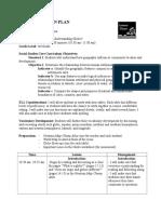 lesson plan for 2nd formal observation emiliabrown