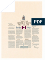 canadian charter of rights and freedoms  english