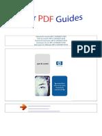Manual Do Usuário HP LASERJET 8150 P