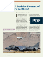Lawfare- A Decisive Element of 21st-Century Conflicts