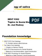 2 Saliva Physiology