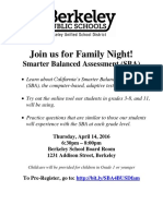 SBA Family Night - Flyer2016Final