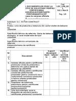 CAIC Tema 8 Lista Documente