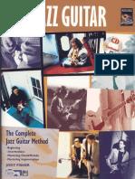 The Complete Jazz Guitar Method. Vol.1 - Beginning