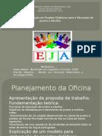 Slide Oficina CE