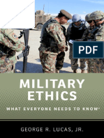 Military Ethics_ What Everyone Needs to Know[Dr.soc]