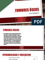 Tumores óseos - wfer
