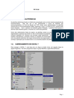 Informática - Apostila Excel Passopasso