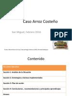 Caso Arroz Costeño (Perú 2011)