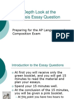 advice from admissions professionals  law school admission test  synthesis essay tips