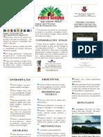Folder - Resultado de Pesquisa - Maiara C. Castro 2011-2012