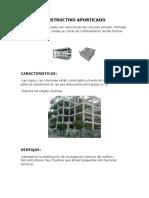 Sistema ConstSISTEMA-CONSTRUCTIVO-APORTICADOructivo Aporticado