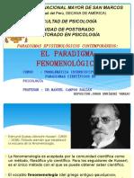 El Paradigma Fenomenológico-jorge Enríquez-27jun15