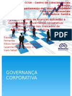 Governança e Derivativos
