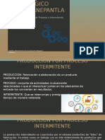 1.1.1.5.2 Produccion Por Proceso o Intermitente
